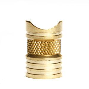 Brass Cigar Prop front